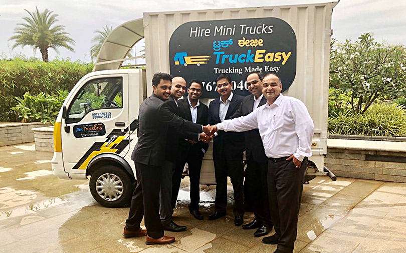Tata Motors unit picks up 26% stake in freight aggregator TruckEasy