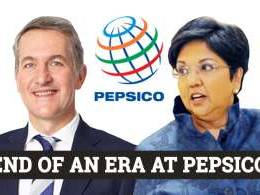 Indra Nooyi hands over PepsiCo's reins to Ramon Laguarta