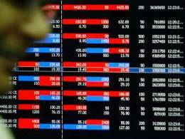 Financial, energy stocks lift Sensex into the green