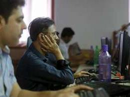 Sensex closes lower for sixth straight session; rupee at new low