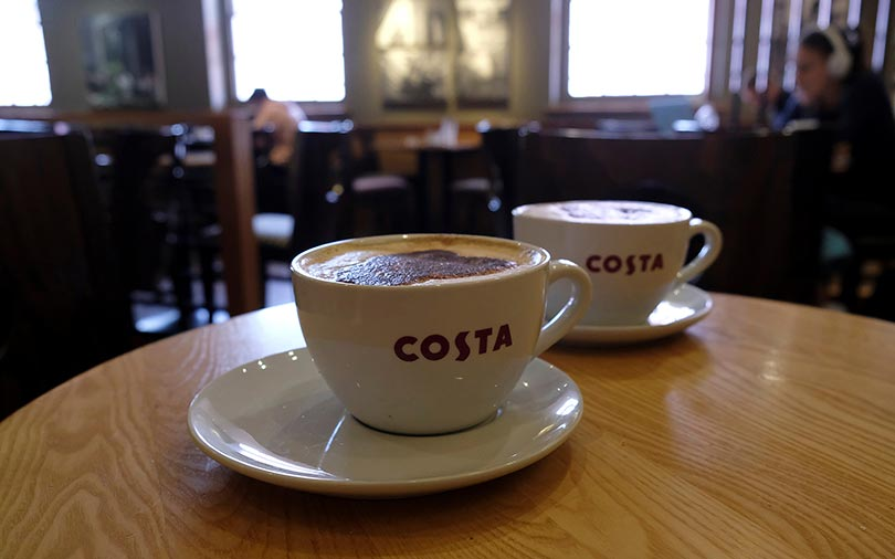 Coca-Cola takes a big sip of coffee with $5.1 bn Costa deal