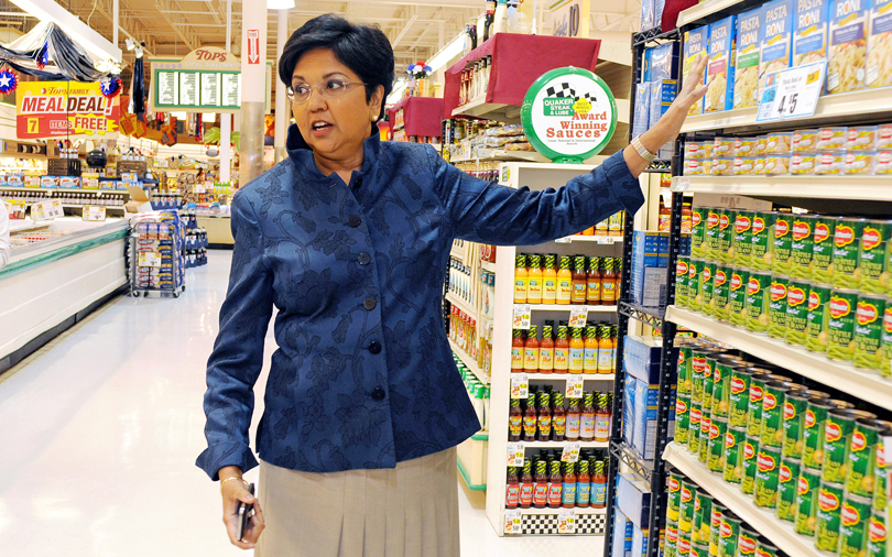 Pepsi's Indra Nooyi will step down after 12 years as CEO