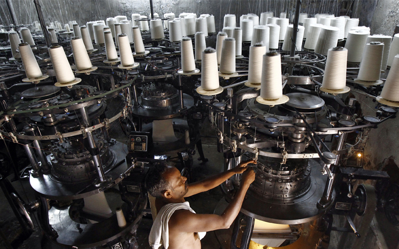 Industrial output hits five-month high in June