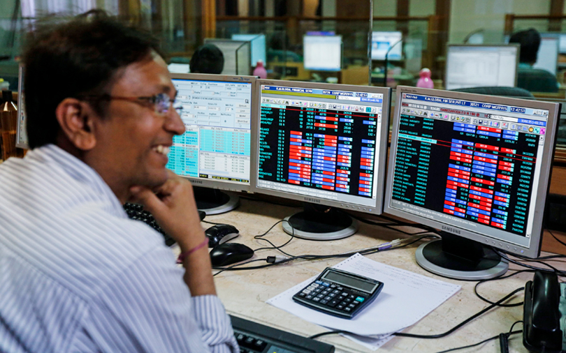 Sensex's run of weekly gains comes to an end