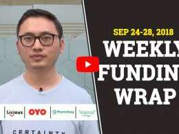 OYO, PharmEasy among top tech firms to get VC funding this week