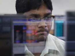 Sensex posts its first weekly drop in 12 weeks