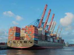 India's trade deficit narrows in August as exports pick up