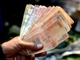 India's April-Aug fiscal deficit at 94.7% of full-year target