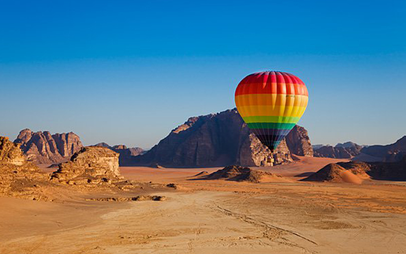 Aqaba to Wadi Rum: From dunes to waves... It's all in Jordan