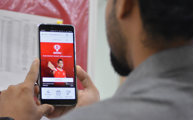 Tencent leads $100 mn investment in fantasy sport platform Dream11