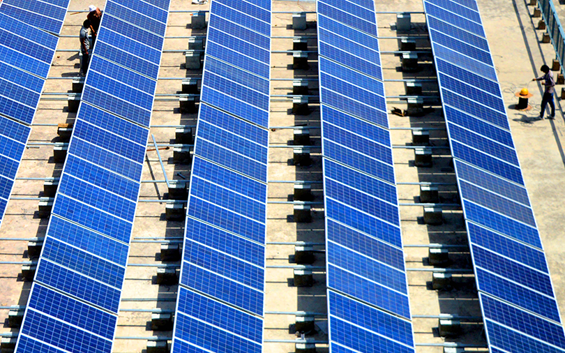CLP India to buy 49% stake each in two Suzlon solar projects