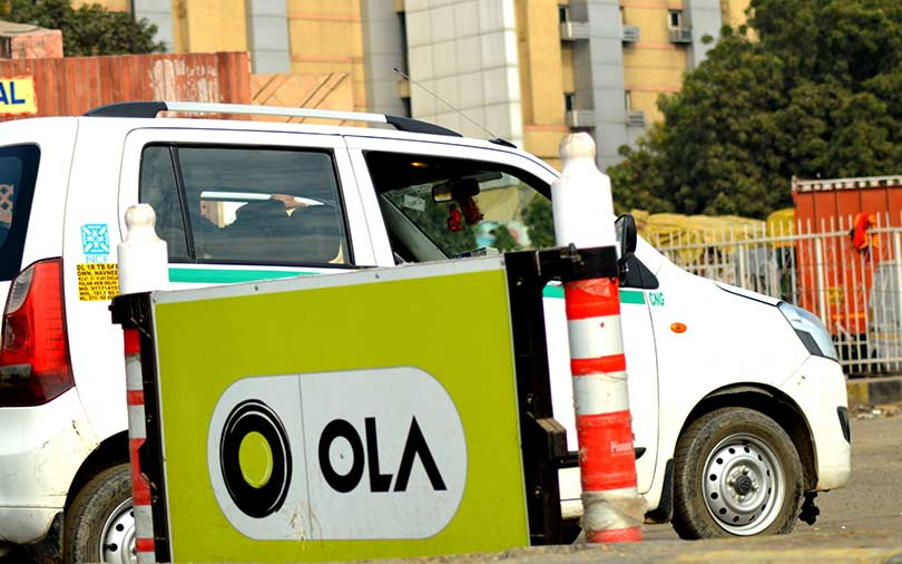 Two Chinese investors pump $50 mn into cab aggregator Ola