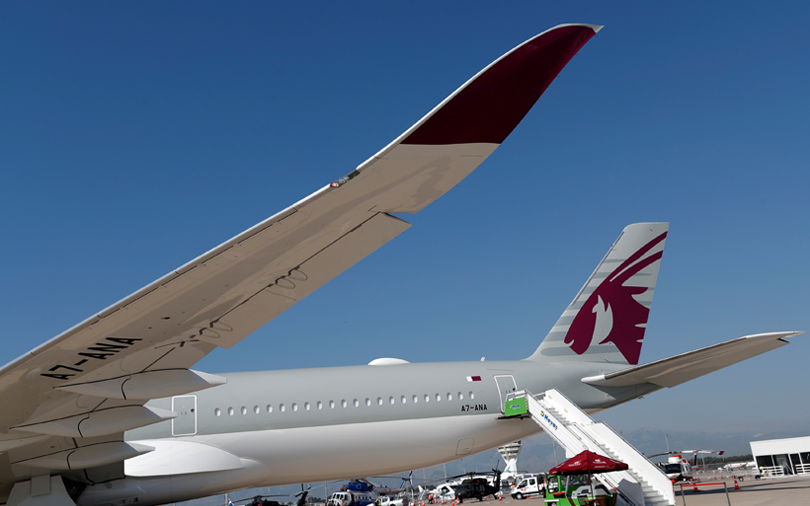 Qatar Airways may seek stake in IndiGo; open to buying Air India's core assets