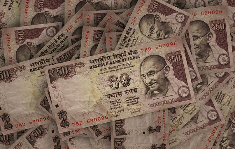 Rupee falls to new life-time low, bonds slump