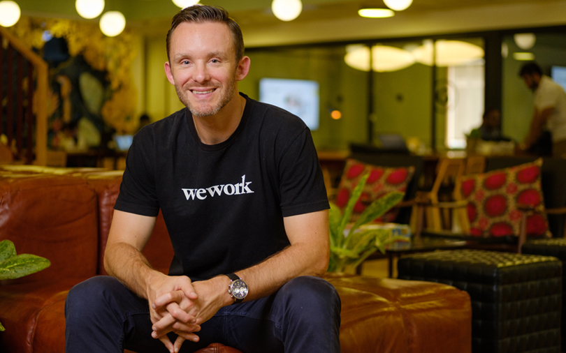 WeWork's Ryan Bennett on blazing the trail for shared workspace in India