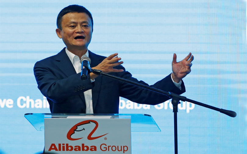 Alibaba set for 'big challenge' as chairman Jack Ma steps down