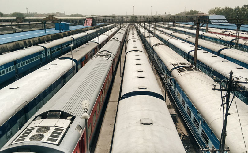 Rail infra engineering firm Ircon's IPO fully covered on second day