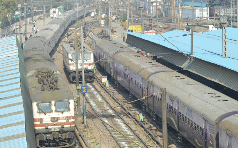State-run rail infra engineering firm Ircon's IPO nears one-third mark on day 1