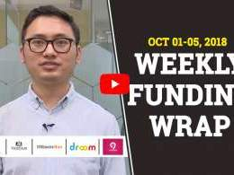 Droom tops VC funding deals for tech startups this week
