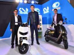 Taiwan's Kymco backs electric vehicle startup Twenty Two Motors