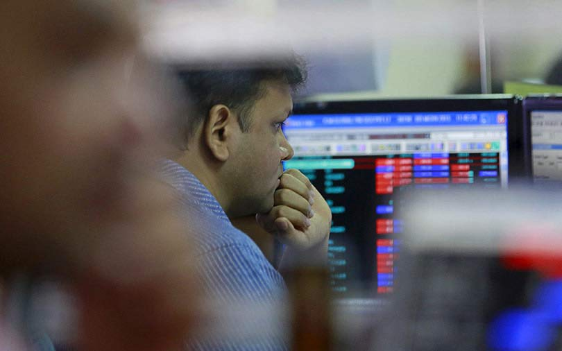 Sensex closes more than 2% lower as exit polls cast gloom