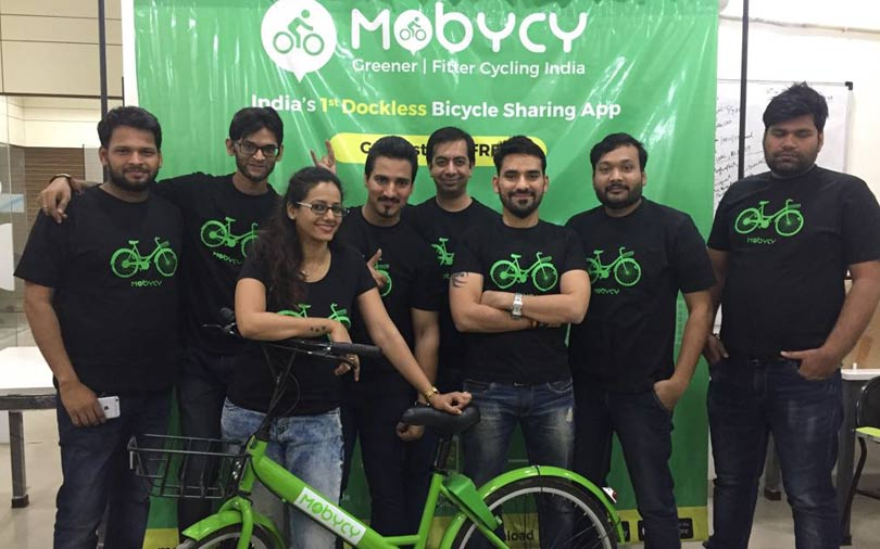 Venture Catalysts backs bike-sharing app Mobycy