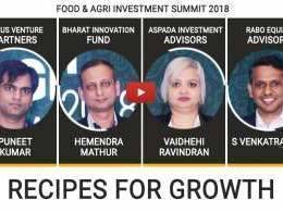What is driving investor interest in food companies?