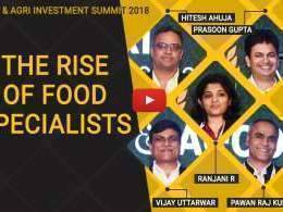 Why specialised food companies have good growth prospects