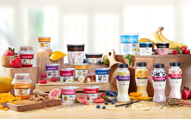 Danone's venture arm bets on Epigamia yogurt maker in debut Asia deal