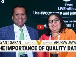 Deloitte's Jayant Saran on why good-quality data is critical for stressed asset cases