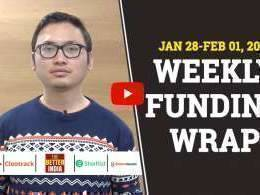 The Better India, CreditVidya lead VC funding this week