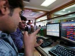Sensex closes in the red as delayed monsoon dampens sentiment