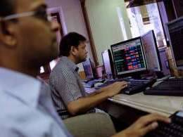 Sensex little changed but marks best close in six months