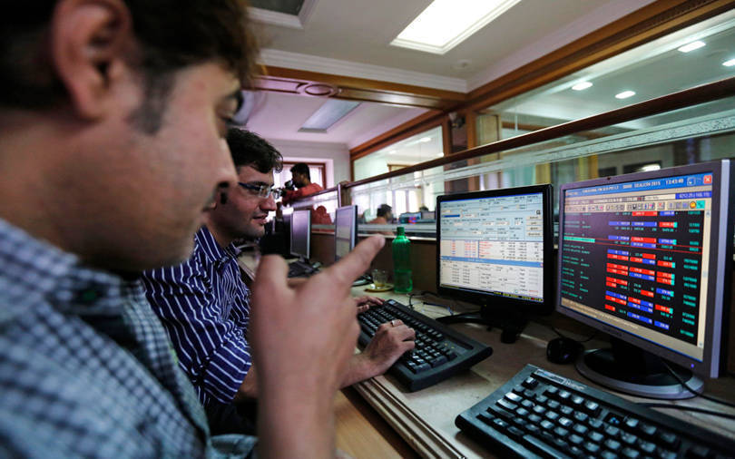 Sensex surges more than 1% higher to end lengthy losing streak