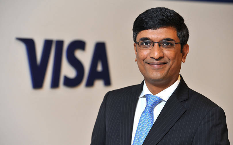 Visa's TR Ramachandran on fintech bets, potential of contactless payments and more