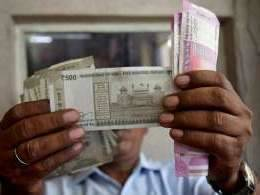 India's fiscal deficit hits 83.2% of annual goal in April-June period