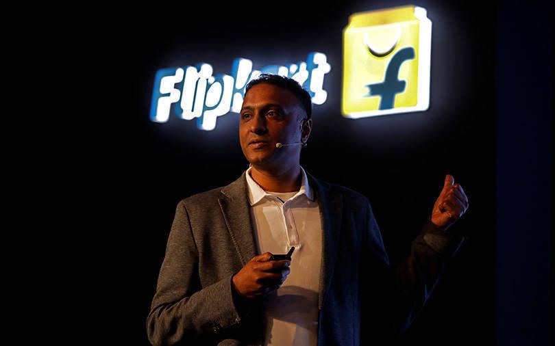 Flipkart CEO Krishnamurthy invests in B2B marketplace Moglix