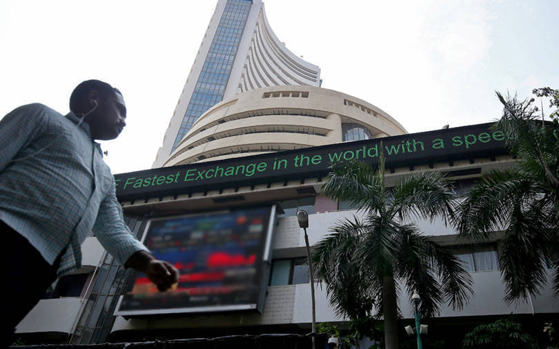 Sensex continues strong run; L&T biggest drag after hostile Mindtree takeover bid