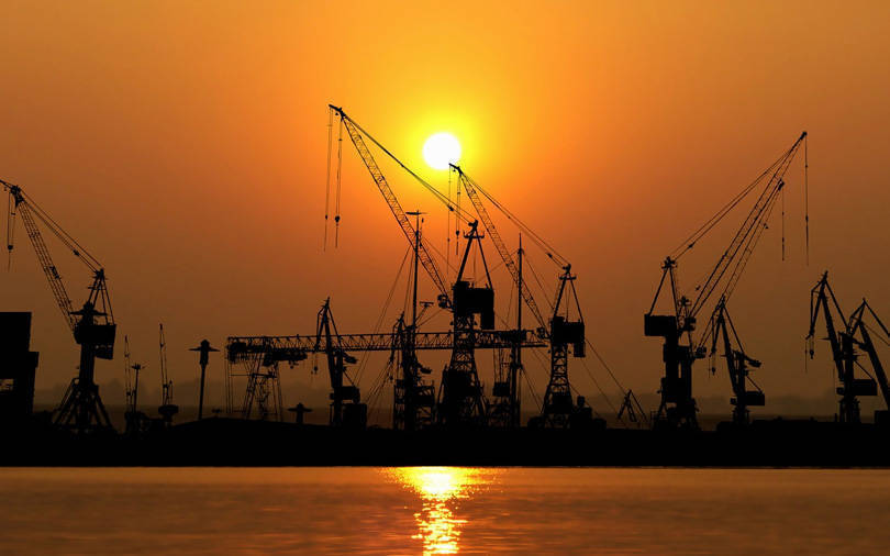 India\'s trade deficit narrows to $10.89 bn in March