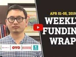 Oyo top tech startup to get VC funding this week