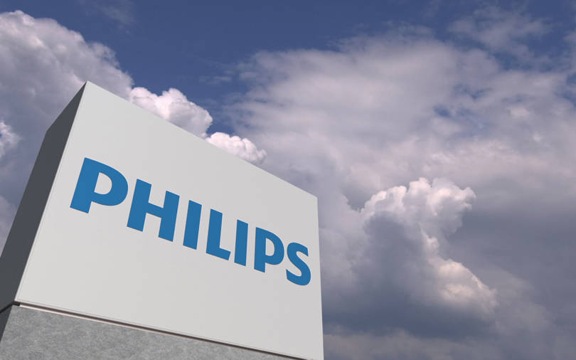 Philips looks to sell domestic appliances business