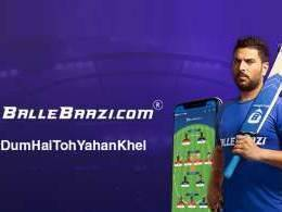 BalleBaazi.com, the Dark Horse in Fantasy Gaming, Races On in the Cricket Season