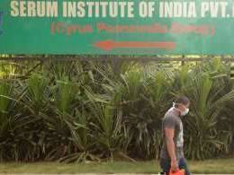 Serum Institute of India appeals to Biden to lift embargo on raw material exports
